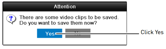 Save Video Clips