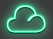 cloud mode icon
